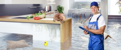 Залив квартиры, дома, офиса. Оценка ущерба